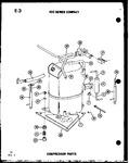 Diagram for 02 - 100 Series Compact Compressor Parts