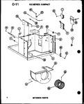 Diagram for 04 - 100 Series Compact Interior Parts