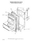 Diagram for 08 - Refrigerator Door , Not Illustrated
