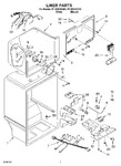 Diagram for 05 - Liner Parts