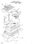 Diagram for 05 - Shelf, Optional