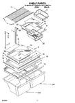 Diagram for 06 - Shelf Parts, Optional Parts