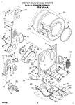 Diagram for 04 - Dryer Bulkhead