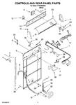 Diagram for 02 - Control And Rear Panel Parts