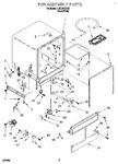 Diagram for 03 - Tub Assembly, Lit/optional