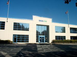 Coquitlam, Main Distribution Centre